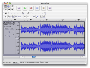 Audiacity - creacion narraciones cursos e-leanring multimedia