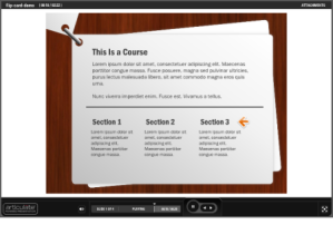 Plantilla powerpoint para e-learning 1